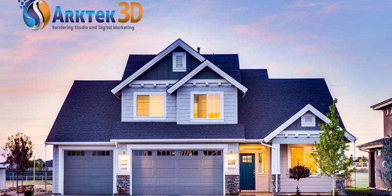 3D architectural rendering in the UK