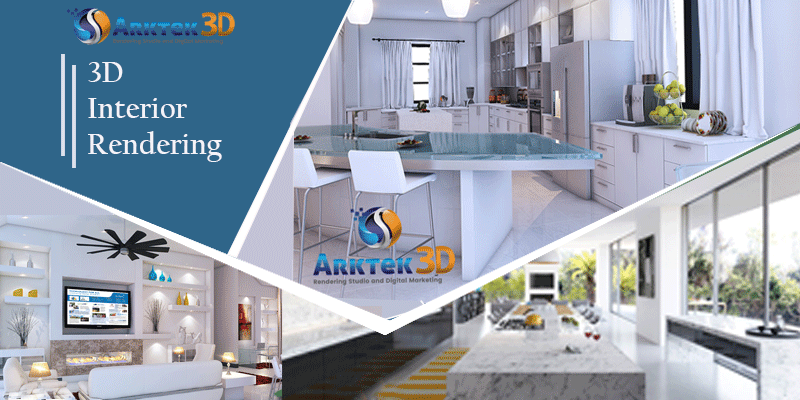 How Does 3d Interior Rendering Boost Designing Business Arktek3d